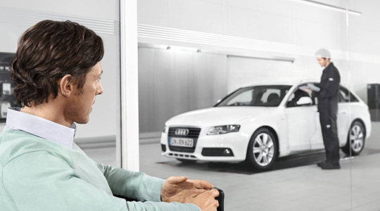 Tagliando Audi
