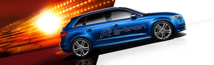 Audi A3 Sportback G-tron Modena