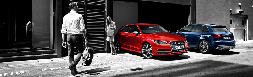 Audi S3 Modena