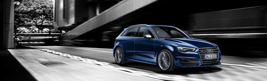 Audi S3 Sportback Modena