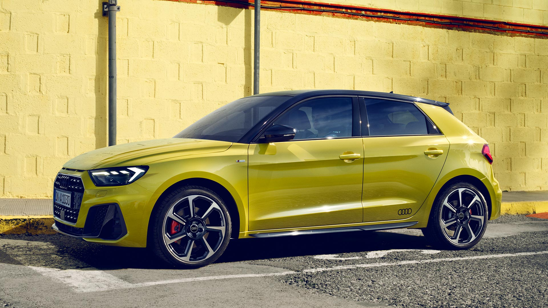 1920x1080 Audi A1 Sportback Exterior My2021 181002 1 Audi Zentrum Modena